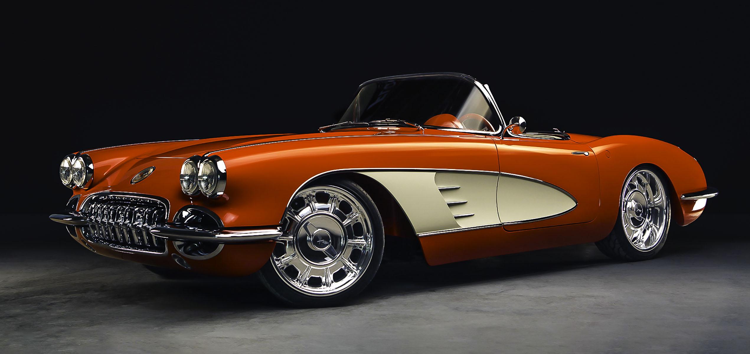 Corvette gallery